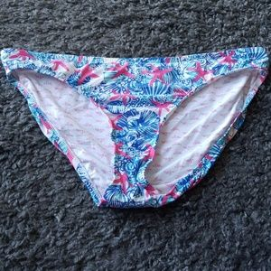 Lilly Pulitzer bathing suit bottom